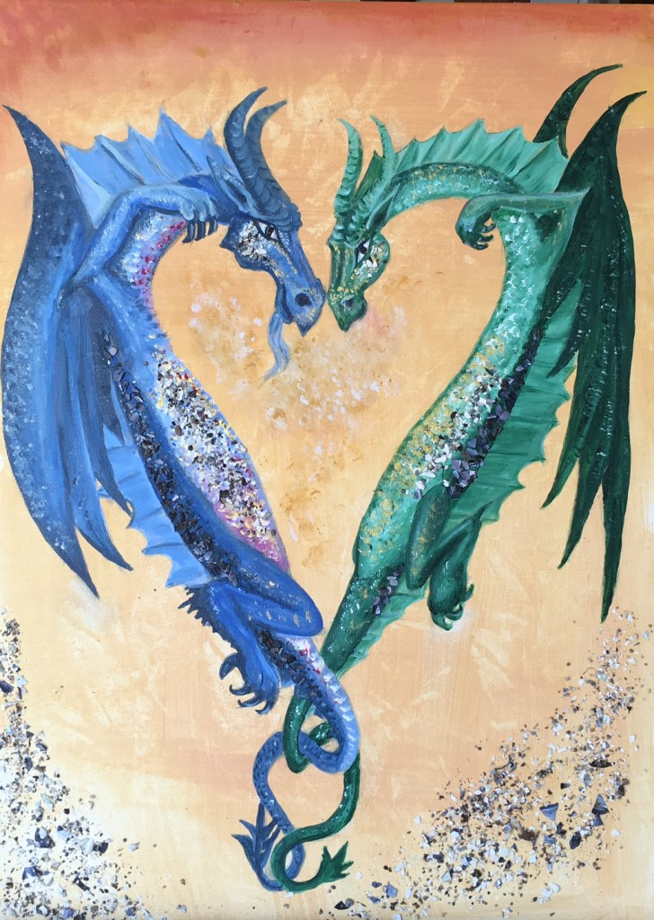 dragons lovedance